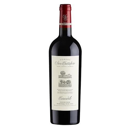 "Maremma Toscana Sangiovese DOC ""Carandelle"""