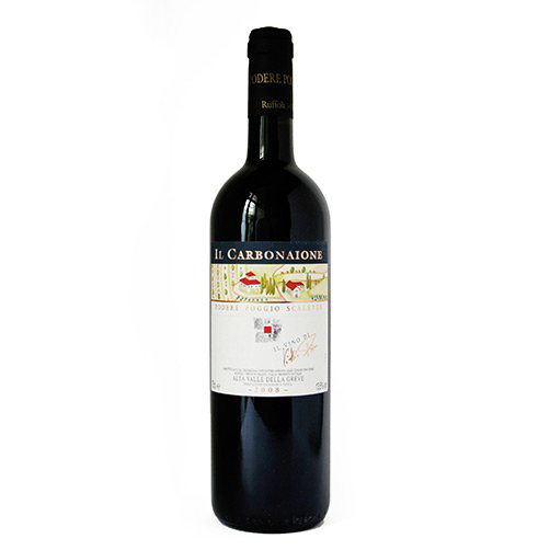 "Alta Valle della Greve Rosso IGT ""Il Carbonaione"" 2012 Mathusalem"