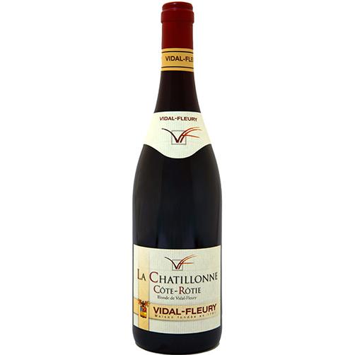 """Côte Rôtie Rouge """"La Chatillonne"""""""