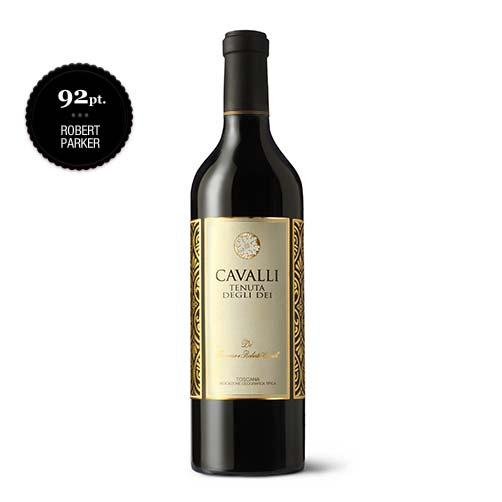 "Toscana Rosso IGT ""Cavalli"""