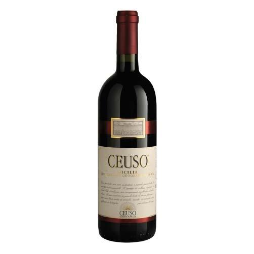 """Sicilia Rosso IGT """"Ceuso"""" 2011- Ceuso"""