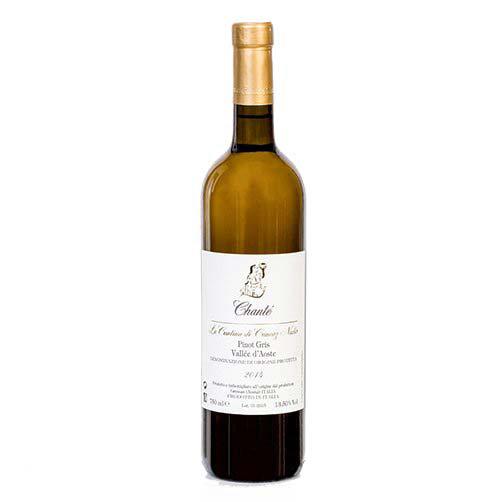 """Valle d'Aosta Pinot Gris DOC """"Chanté"""""""