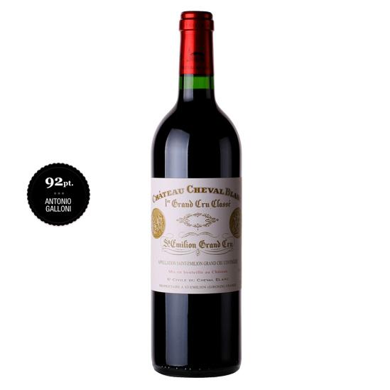 "St. Émilion Château Cheval Blanc 1er Grand Cru Classé ""A"""