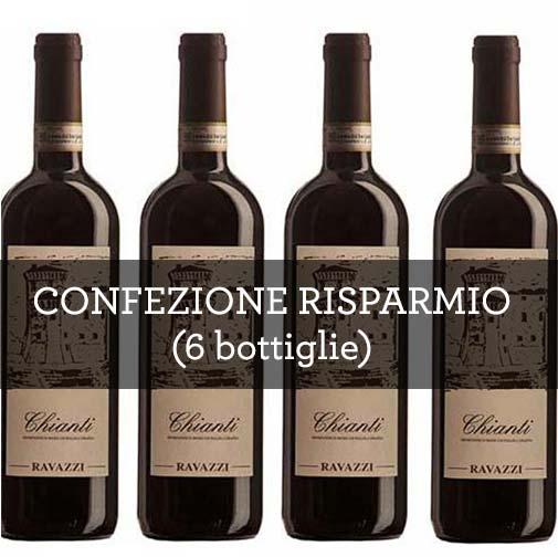 Chianti DOCG 2015 (6 bottiglie)