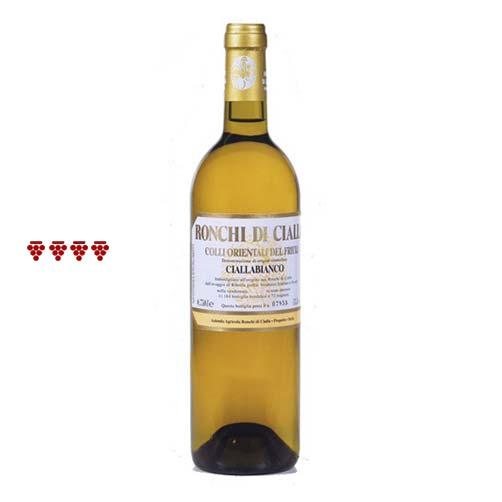 """Colli Orientali del Friuli Bianco Sottozona Cialla DOC """"Ciallabianco"""" 2012 Magnum"""