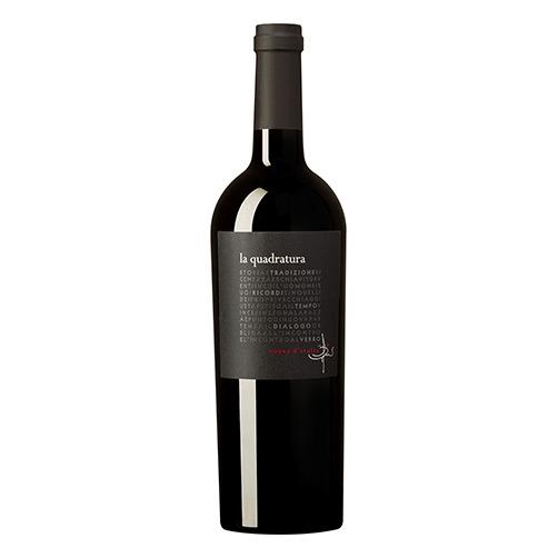 """Vino Rosso """"La Quadratura"""""""