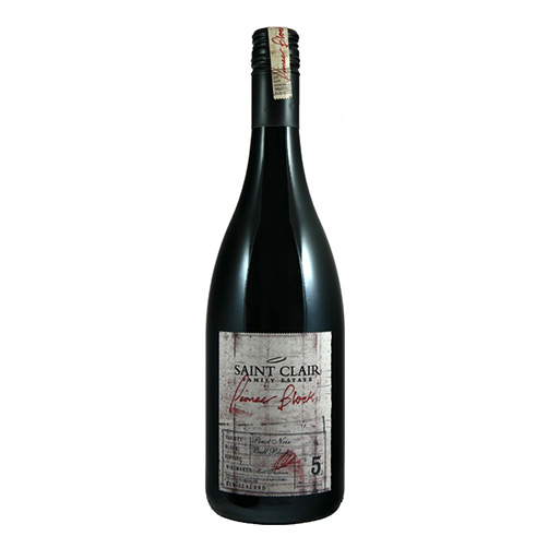 """Pinot Noir """"Pioneer Block 5 Bull Block"""""""