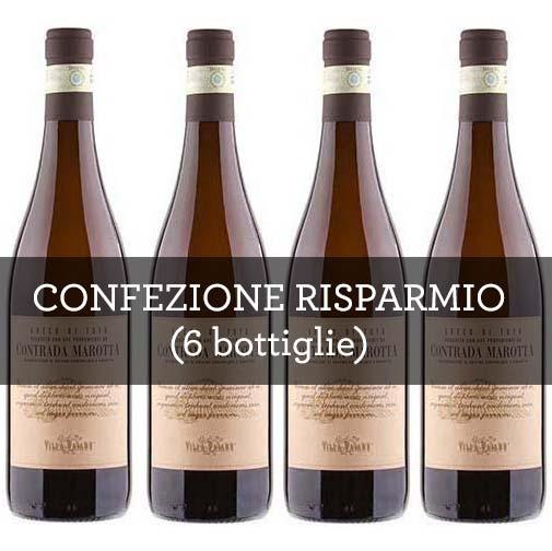 """Greco di Tufo DOCG """"Contrada Marotta"""" 2013 (6 bottiglie)"""