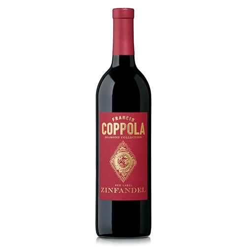 """California Zinfandel """"Diamond Collection Red Label"""""""