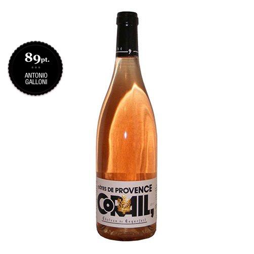 """Côtes de Provence Rosé """"Corail"""""""