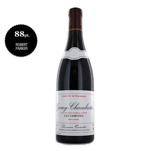"""Bourgogne Gevrey Chambertin """"Les Corvées"""""""