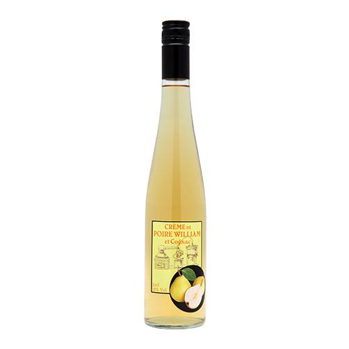 Liqueur Poire William et Cognac