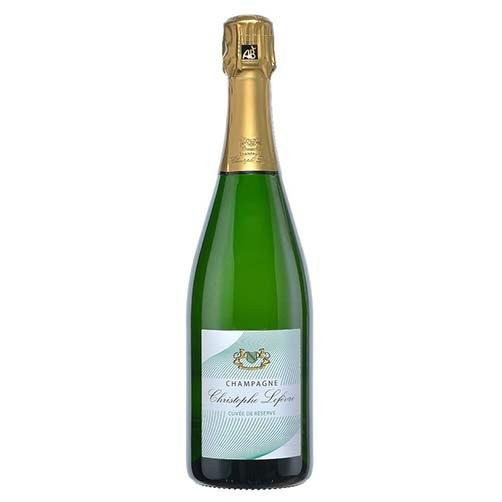"""Champagne Pas Dosé """"Cuvée de Réserve"""""""