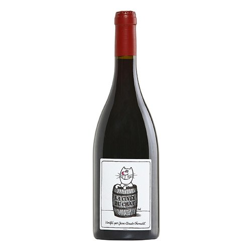 "Vin de France Rouge ""La Cuvée du Chat"""