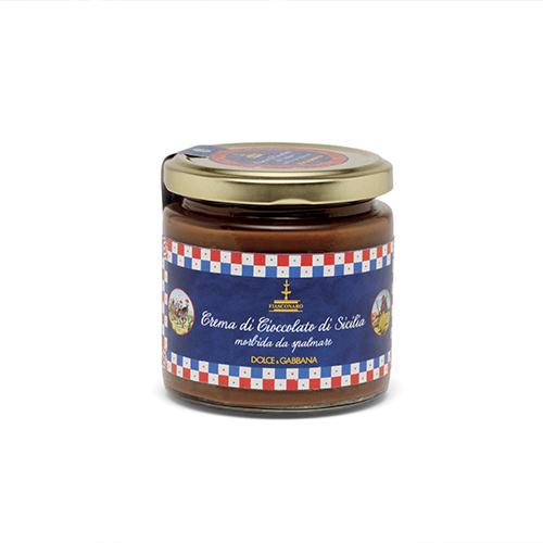 Fiasconaro Dolce&Gabbana Crema di Cioccolato di Sicilia