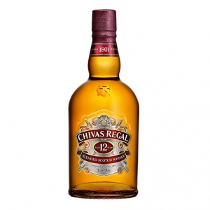 Blended Scotch Whisky 12 years old - Chivas Regal (0.7l)