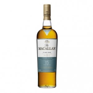 Single Malt Scotch Whisky 15 Years Old - The Macallan (0.7l)