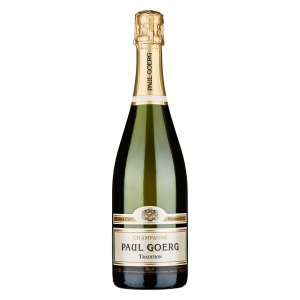Champagne Brut Tradition 1er Cru - Paul Goerg