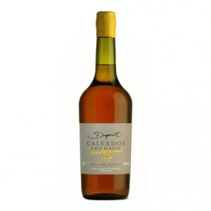 """Calvados Pays d'Auge """"Millesime 1977"""" - Domaine Dupont (0.7l)"""