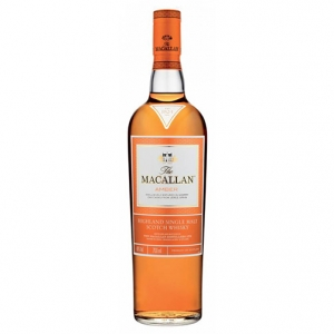 Amber Highland Single Malt Scoth Whisky - The Macallan (0.05l)