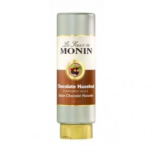 Sauce Chocolate Hazelnut - Monin
