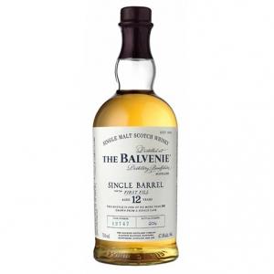Single Malt Scotch Whisky Single Barrel First Fill 12 Y.O. - The Balvenie (astuccio - 0.7l)