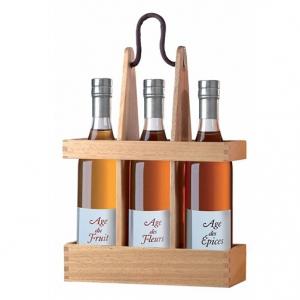 """Cognac """"Promenade 1Fruit + 1Fleurs + 1Épices"""" - Léopold Gourmel (0.6l)"""