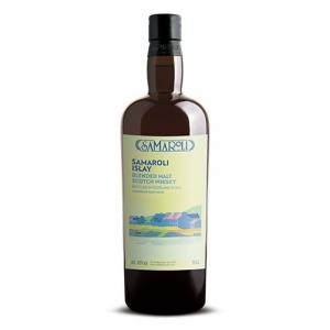 """Blended Malt Scotch Whisky """"Samaroli Islay"""" - Samaroli (0.7l)"""