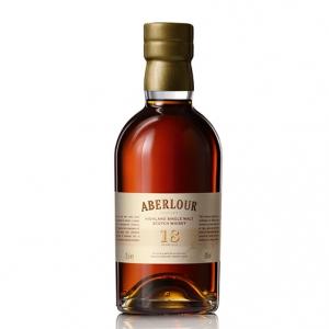 Highland Single Malt Scotch Whisky 18 Years Old - Aberlour