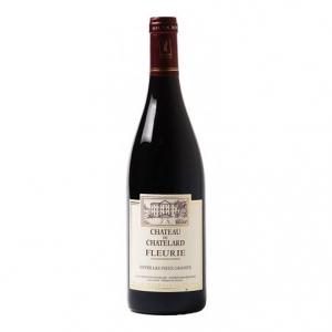 """Fleurie """"Cuvée les Vieux Granits"""" 2014 - Château du Châtelard"""