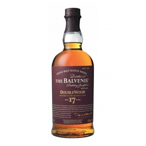"Single Malt Scotch Whisky ""DoubleWood"" 17 years old - The Balvenie"