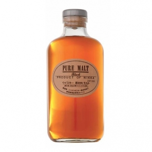 Pure Malt Black Whisky - Nikka Whisky (0.5l)
