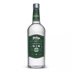 Distilled London Dry Gin - Phillips