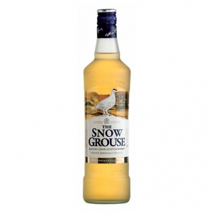 "Blended Grain Scotch Whisky ""The Snow Grouse"" - The Famous Grouse"