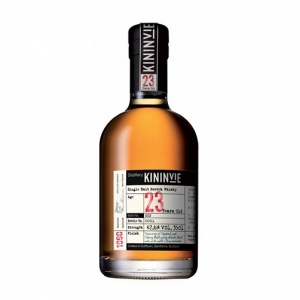 Single Malt Scotch Whisky 23 years old 1990 - Kininvie (0.35l)