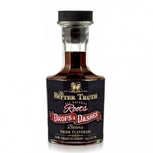 "Bitters Drink Flavoring ""Drops & Dashes Roots"" - The Bitter Truth"