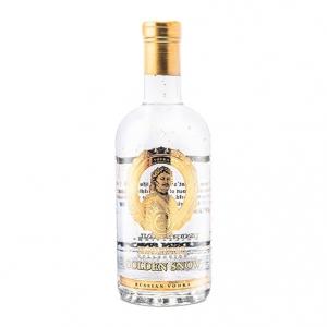 "Vodka Super Premium ""Imperial Collection Golden Snow"" - Ladoga"