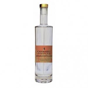 Rum Agricole White Double Distilled - Chamarel (0.7l)