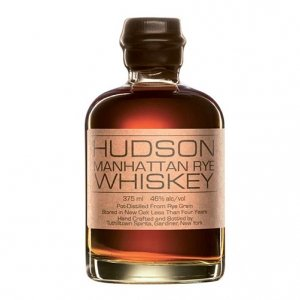 Hudson Manhattan Rye Whiskey - Tuthilltown Spirits (0.375l)