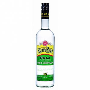 "Rum Premium White Overproof ""Rum Bar"" - Worthy Park"