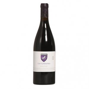 """Vin de France Rouge """"Les Gelinettes"""" 2015 - Ferme de la Sansonnière"""