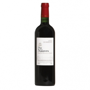 """Côtes de Bordeaux Rouge """"Duc des Nauves"""" 2016 - Château le Puy"""