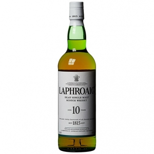 Scotch Whisky Single Malt 10 anni - Laphroaig
