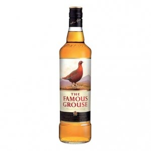 "Blended Scotch Whisky ""The Famous Grouse"" - The Famous Grouse"