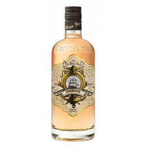 """Gin Aromatizzato """"Pink Gin"""" - The Bitter Truth (0.7l)"""