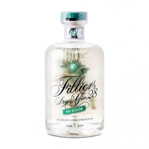 """Dry Gin """"28 Pine Blossom"""" - Filliers (0.5l)"""