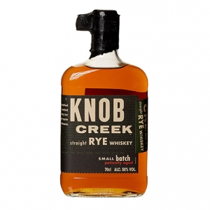 Rye Whisky Knob Creek - Jim Beam