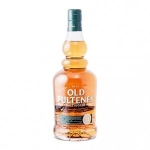 "Single Malt Scotch Whisky ""Old Pulteney"" 21 years old - Old Pulteney"