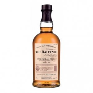 "Single Malt Scotch Whisky ""Caribbean Cask"" 14 years old - The Balvenie (0.7l)"