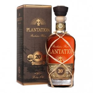 Rum 20th Anniversary - Plantation